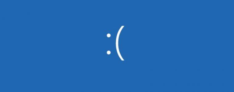 Como resolver a tela azul no Windows 10