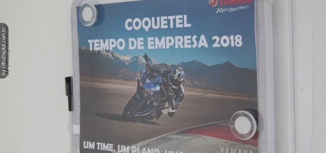 Evento, Yamaha, 48 Anos