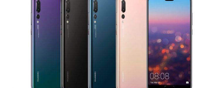 Huawei P20 Pro vs iPhone XS Max: compare especificações e preços