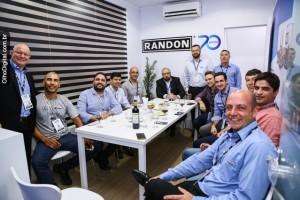 Randon, FENATRAN 2019 | Reunião, Sala Interna
