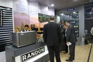 Randon, FENATRAN 2019 | Café