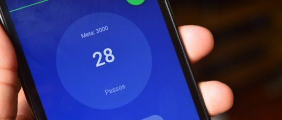 App para controlar sua atividade física