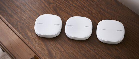 Samsung anuncia roteador mesh para Wi-Fi mais inteligente