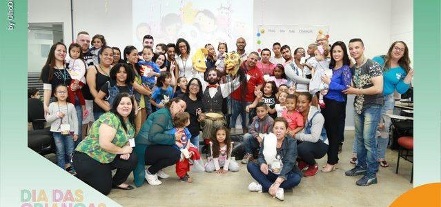 19 e 29/out/2018, Flex Contact, Dia das Crianças