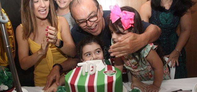 15/11/2018 Aniversário Francisco 70 anos