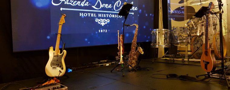 31/dez/2018, Revelion Hotel Fazenda Dona Carolina