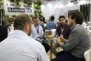 Randon, FENATRAN 2019 | Lounge